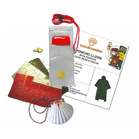 kit delperegrino (credencial gratis)