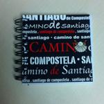 Minilibreta del Camino de Santiago