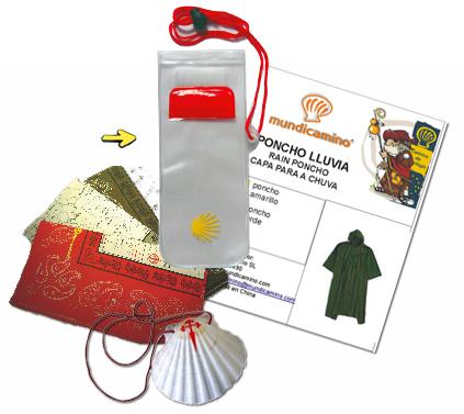 Kit 1 Peregrino Credencial Gratis