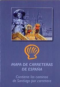 Mapa de Carreteras Camino de Santiago