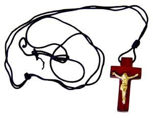 Cruz con cristo
