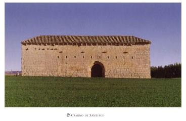 Ermita de San Nicolás, refugio peregrino