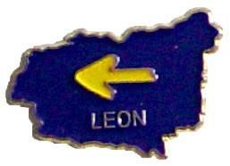 Pin mapa de León
