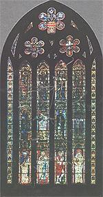Vidriera de la Catedral de León