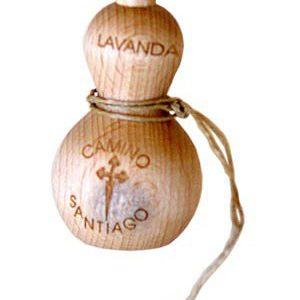 Calabaza de madera aromática