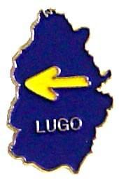Pin mapa de Lugo