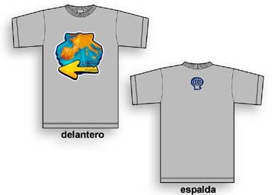 Camiseta Caminos Flecha