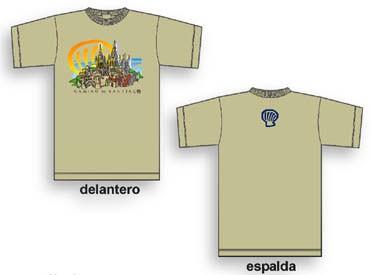 Camiseta Viera y Monumentos