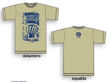Camiseta 2004 Año Jacobeo