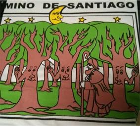 Camiseta Bosque Animado