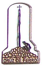 Pin de la Cruz de Ferro