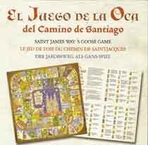 El Juego de la Oca del C. de Santiago