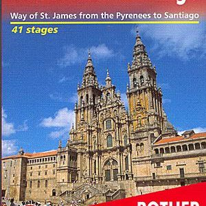 Guía Rother del camino francés en inglés