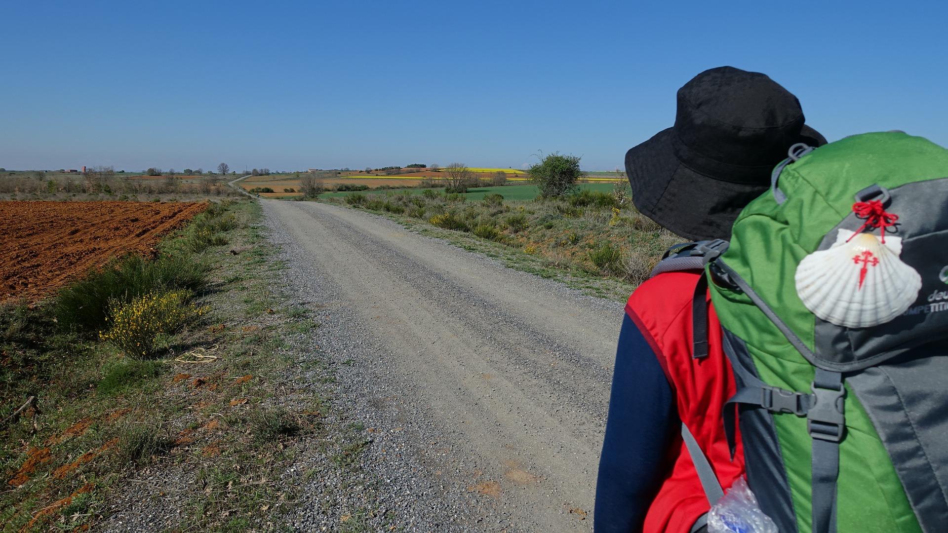 Preparación del Camino de Santiago