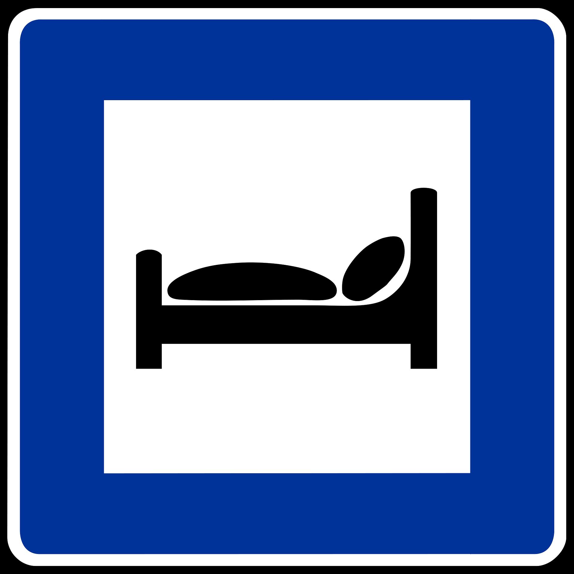Todos los posibles alojamientos para dormir en el camino